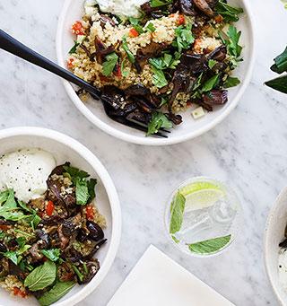 green feast måltidskasse